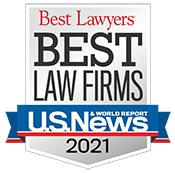 Best Lawyers in America, U.S. News 2021